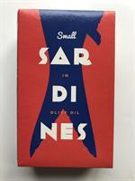 GH Sardinilla i Olivolja DG 120 gr