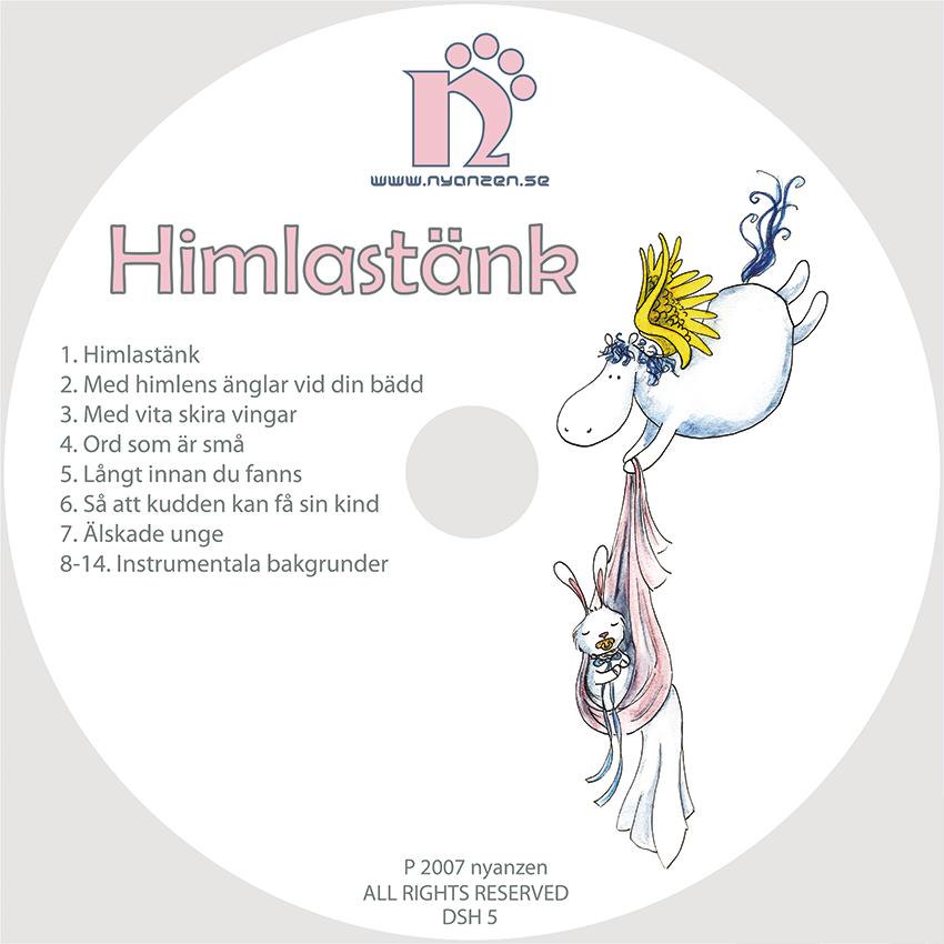 Himlastänk CD/Digital musik