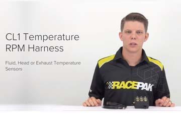 Vantage CL1 Temperature RPM Harness