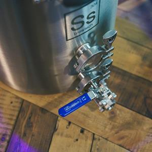 Brew Kettle 30 gallon Tri-Clamp
