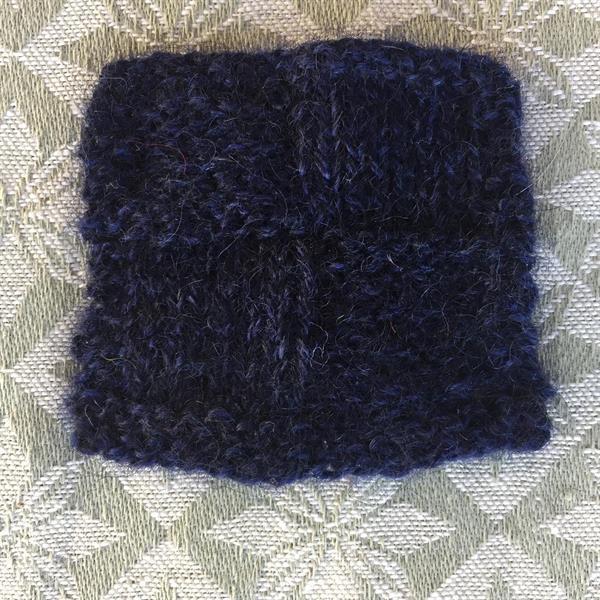 28. Blåbär Norsk pelsull 50 gr
