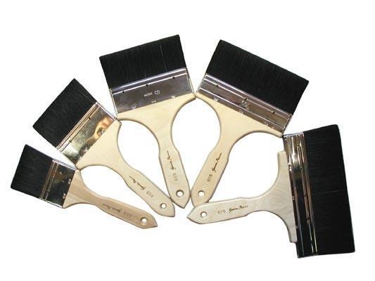 Pensel Moddlare 70 x 7 mm Handgjord