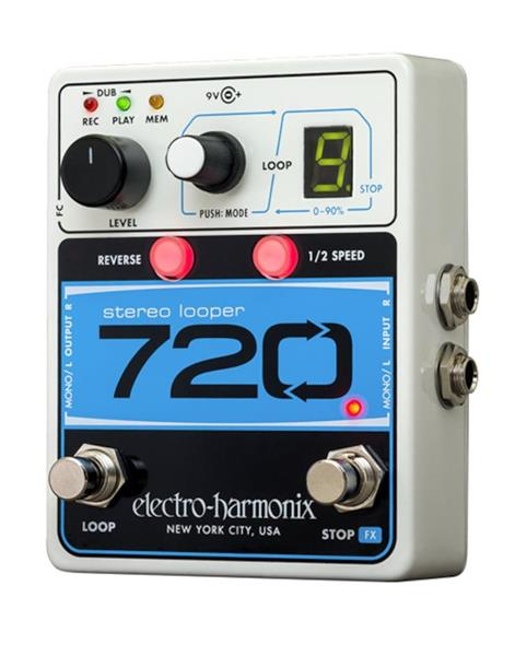 EHX 720 Stereo Looper