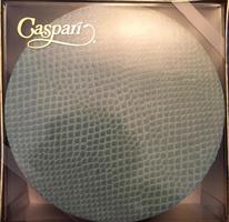 Caspari glassbrikke 8stk, Snakeskin mist