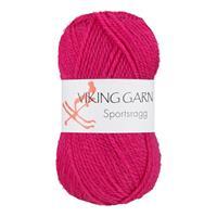 Viking Sportsragg mörk rosa
