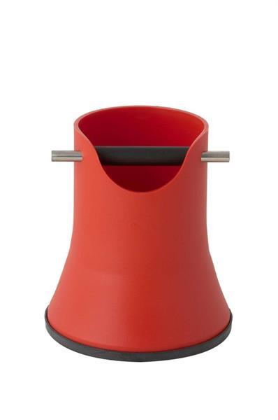 Coffee´s Bean Knock box röd 175mm