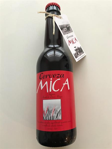 Öl Mica Cuarzo Svart 33 cl/4,5%, 24 st