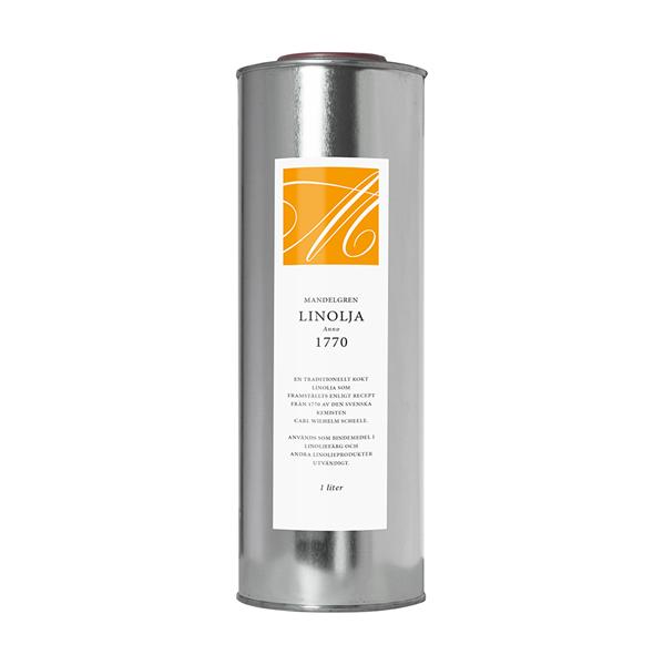 Linolja Anno 1770; 1 liter