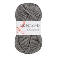 Viking Sportsragg grå