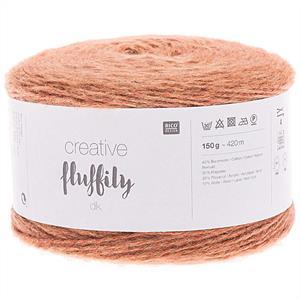 Creative Fluffily dk Terracotta
