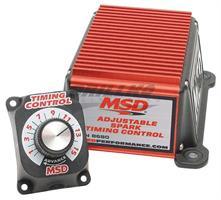 Adjustable Timing Control, MSD 5, 6, 7