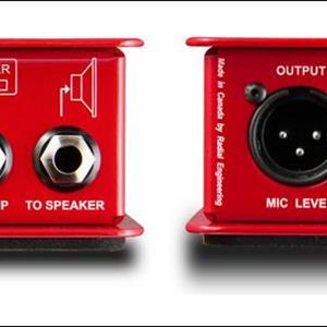 JDX 48™ Reactor™ Guitar Amp Direct Box