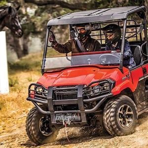 Kawasaki mule 700 PRO-MX