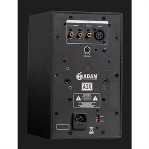 "ADAM A3X - Active Studio Monitor, 4,5"" woofer"