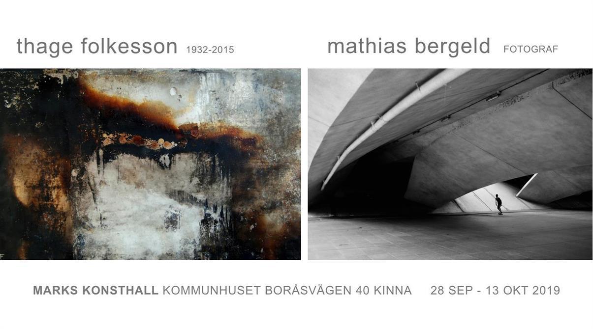 thage folkesson och Mathias Bergeld