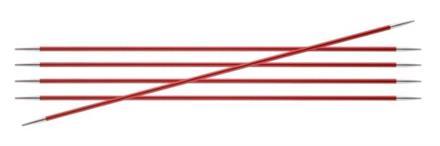 Strumpstickor Zing Stål 2,5 mm 15 cm