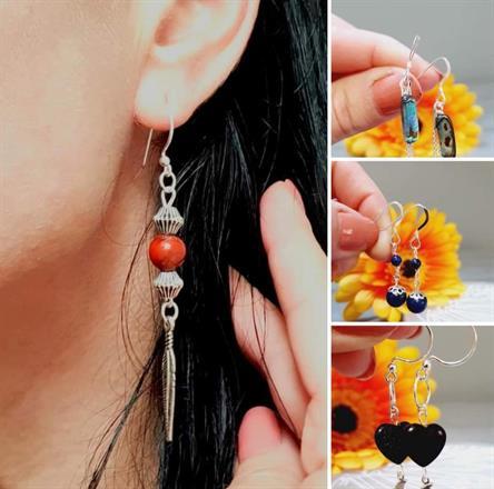 Örhängen -unika och feminina smycken