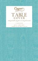 Caspari papirduk Moire M. blue, 140 cm * 220 cm