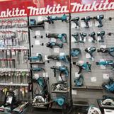 Maskiner och tillbehör från Makita.