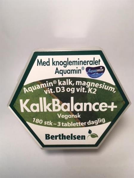 KalkBalans+  180 tabl