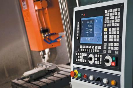 CNC Fagor 8055