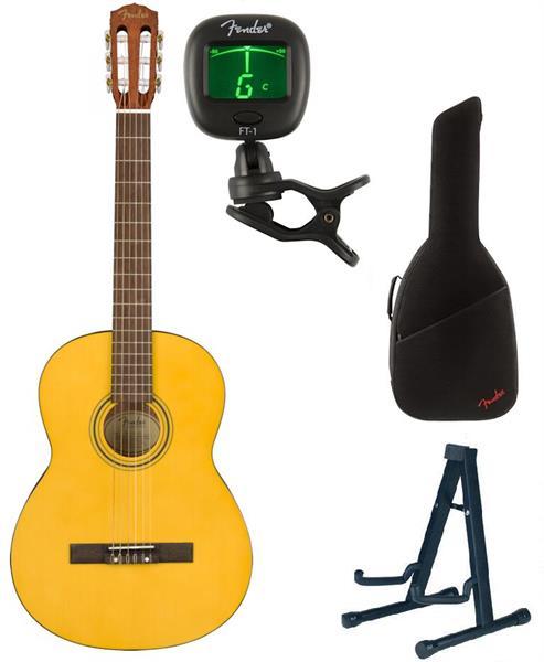 Gitarpakke Klassisk gitar