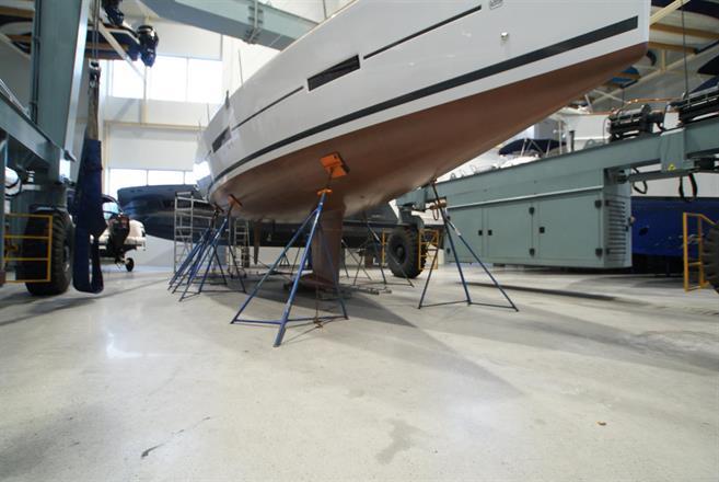 Dufour 412 behandlet av vår forhandler W-Yachts Stavanger 2018