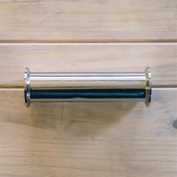 "1.5"" Tri Clamp - 15 cm Extension Tube"