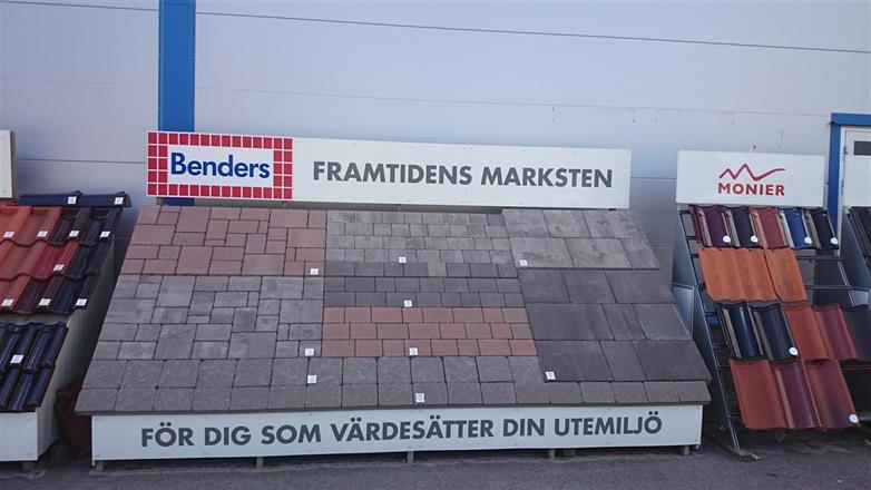 Marksten, Benders