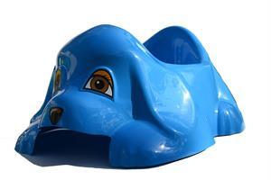 Hund, blå
