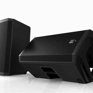 "Electro-Voice Høyttaler Aktiv Kabinett 12"" 1000W DSP Bluetooth Sort"