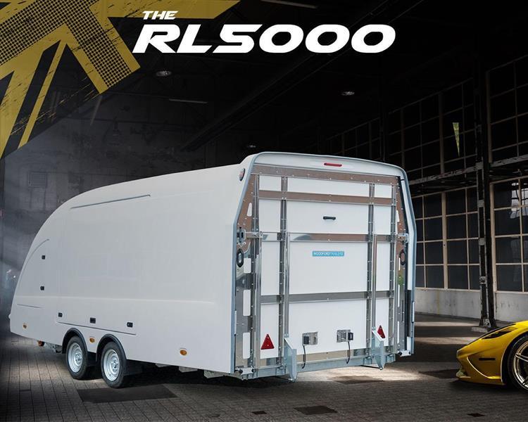 Woodford RL5010 biltransport tilhenger