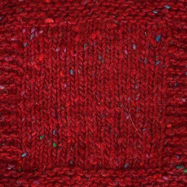 18. Röd confetti SDT