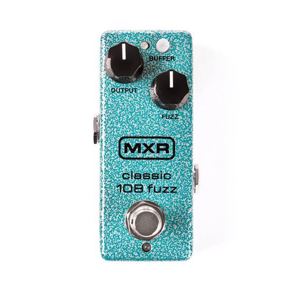 MXR Classic 108 Fuzz Mini
