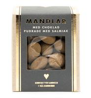 Chokladmandlar/salmiak 12ST/FRP