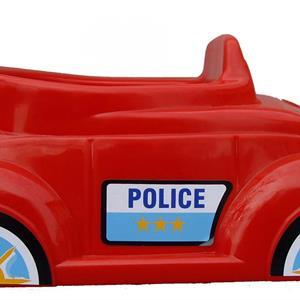 Polis, röd
