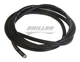 Super Conductor Bulk Wire, Black 6'
