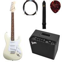 El. gitar pakke 2 WHT