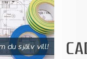 CADdirekt EL LT Nylicens hyra 1 år