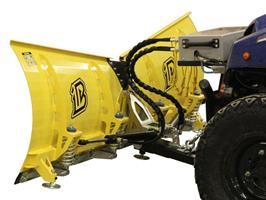 V-Plow 1800 G2 hydraulic turning version