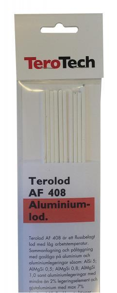 Fontargen AF 408 2,0 mm.  Aluminiumlod