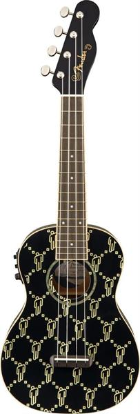 Fender Billie Eilish Ukulele Walnut Fingerboard