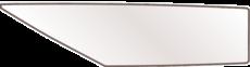 MARTOR CERAMIC BLADE NO. 170  60x15x1,7mm 5kpl  vaihtoterä