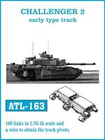 CHALLENGER 2 early type track