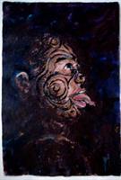 Maoridanser i natten
