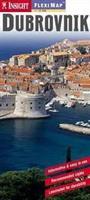 Dubrovnik Flexi Map 1:12500