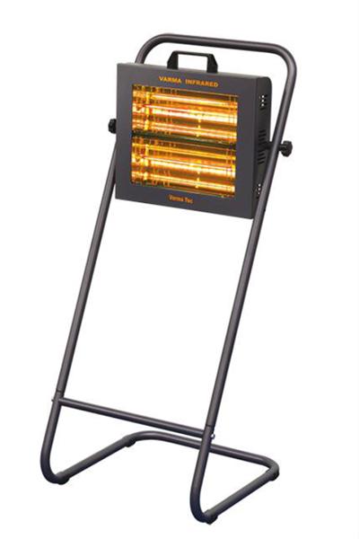 KEVARMA  Fire V 400 F Infrapunalämmitin-säteilylämmitin