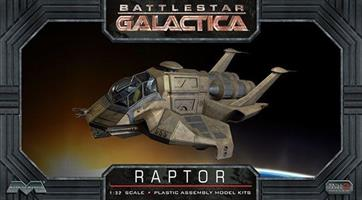 Battlestar Galactica Raptor