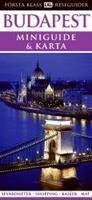 Budapest miniguide med karta