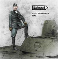 German officer, 1941